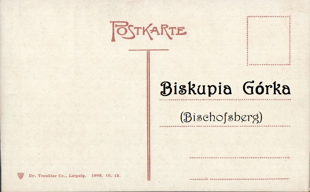 Biskupia Gorka